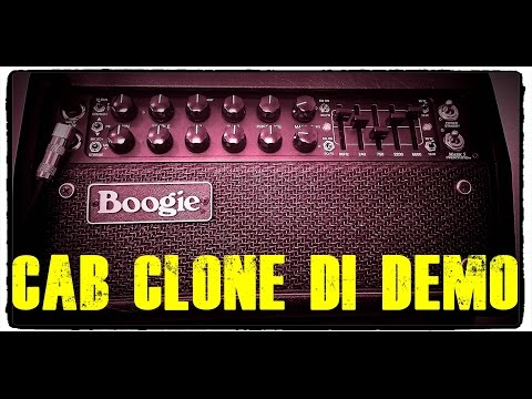 Mesa Boogie Mark V: 25 - Cab Clone Direct Out Demo