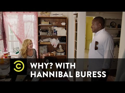 Why? with Hannibal Buress - Confronting a Twitter Troll