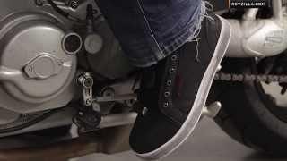 Speed /& Strength Black Nine Moto Shoe TAN 12