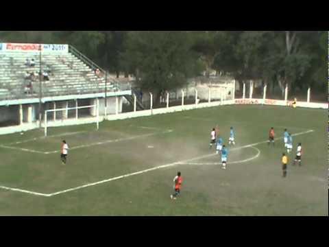 Deportivo Aguilares 1 Sportivo Guzman 0 - Gol de Depo, Leo Gonzalez
