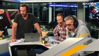 Darts-Drama lässt Elmar und Shorty ausflippen | SPORT1 | Darts-WM 2018