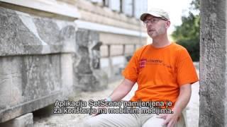Heizo Schulze - scenograf i sudionik Pula PROfessional-a