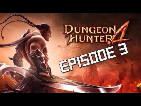 Let's Play Dungeon Hunter 4- Shop And Upgrades! Episode 3
