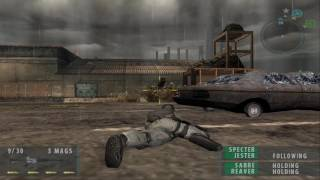 Socom 2 Mission 2 - HD Gameplay - PCSX2