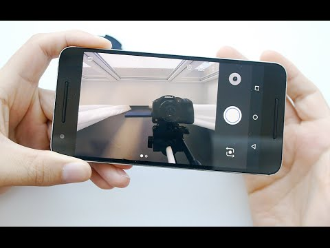 Обзор Huawei Nexus 6P: производительность, камера и автономность