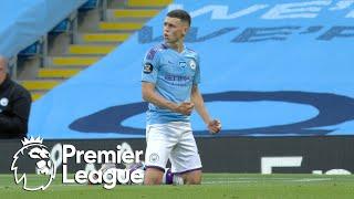 Phil Foden scores Manchester City's third goal v. Liverpool   Premier League   NBC Sports