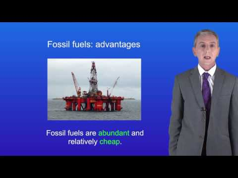 GCSE Physics (9-1) Energy from fossil fuels