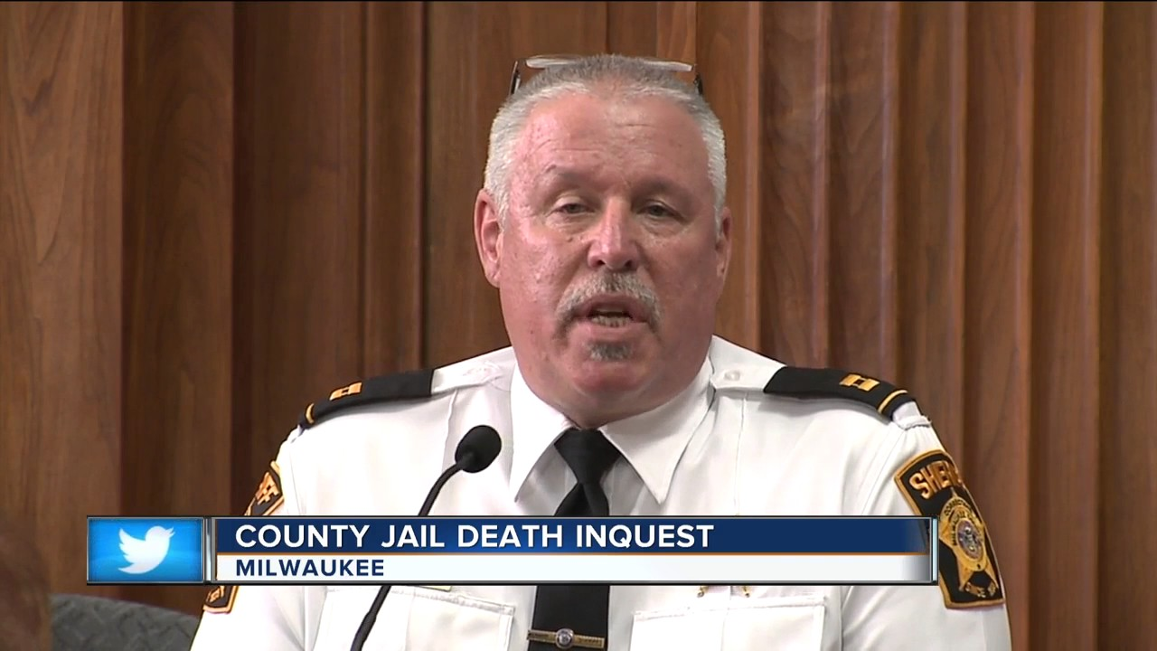 County jail death inquest continues - YouTube