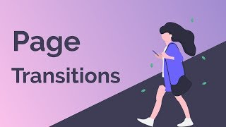 Smooth Page Transitions With Javascript Tutorial