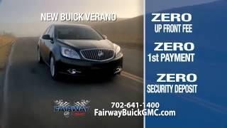 Fairway Buick GMC - April 2015
