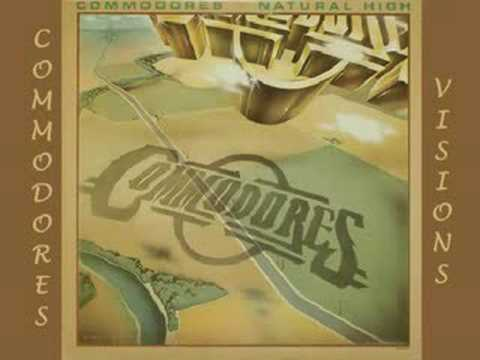 Commodores - Visions 1978