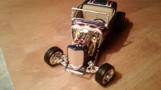 Franklin Mint '32 Ford model