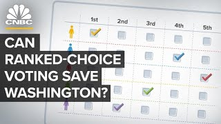 Can Ranked-Choice Voting Save Washington