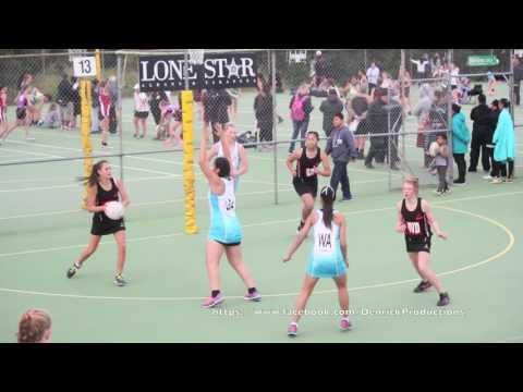 Auckland Year 9 Netball Team 2