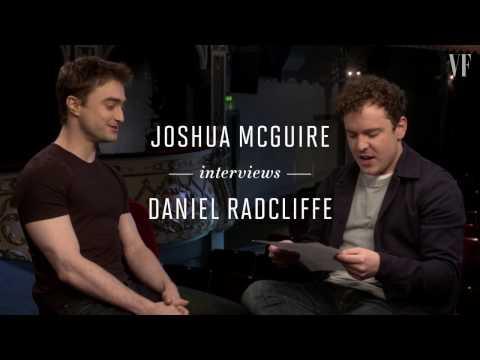 Joshua McGuire interviews Daniel Radcliffe