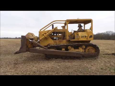 1971 Fiat-Allis 21B dozer for sale at auction | bidding closes May 3, 2018