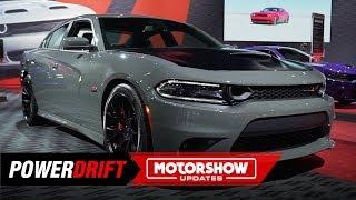 Dodge Charger R/T Scat Pack : Quarter mile at a time : 2019 Detroit Auto Show : PowerDrift