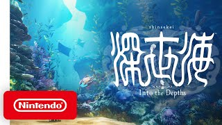 Shinsekai: Into the Depths - Launch Trailer - Nintendo Switch