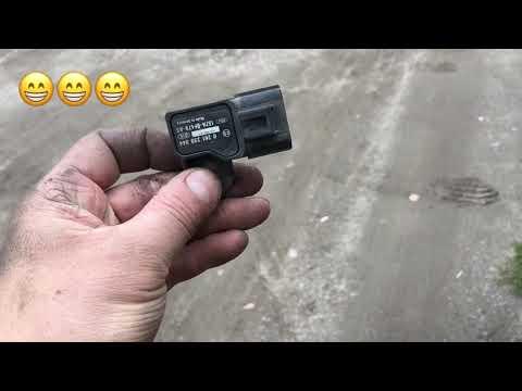 Чистка промывка дмрв расходомера воздуха Форд Мондео 3