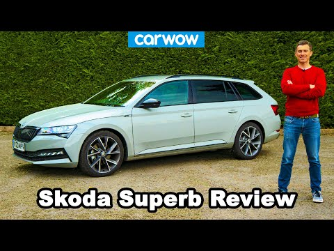 Skoda Superb 2021 review: the best value car in the world?