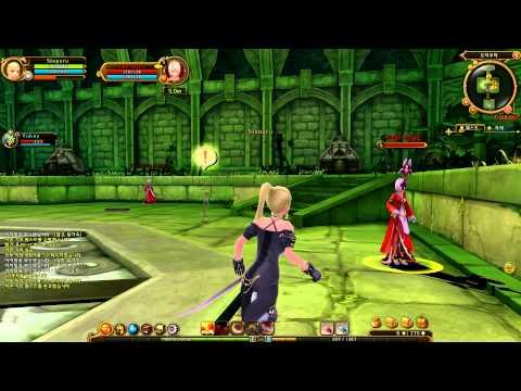 Ragnarok Online 2 Legend of the Second First Instance Dungeon