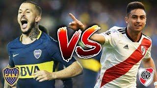Boca VS River - FINAL COPA LIBERTADORES 2018