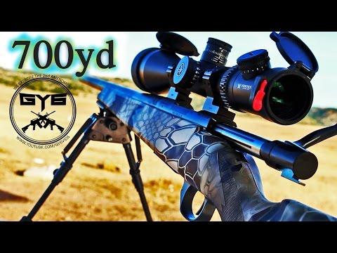 700yd Steel Shooting + visual