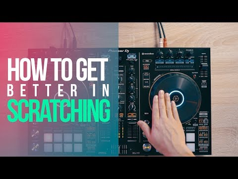 How to get BETTER in Scratching 2 Minutes!!