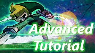 Super Smash Bros. for Wii U - Advanced Toon Link Guide