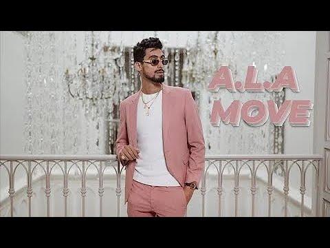 Download A.L.A - MOVE (en collaboration avec ALLCHESTRA) lyrics