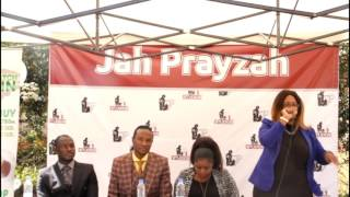 Jah Prayzah speaks on the New album Launch
