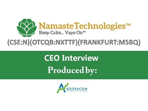 Namaste – CEO Interview – 08182017
