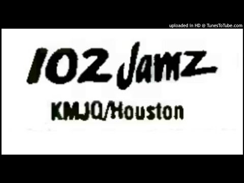 102 Jamz - KMJQ Houston - July 1994 - Mad Hatter