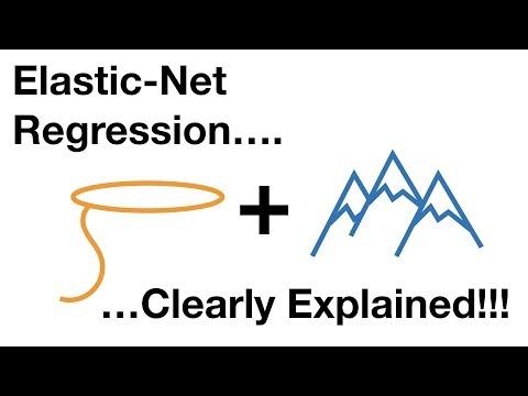 Regularization Part 3: Elastic Net Regression - YouTube