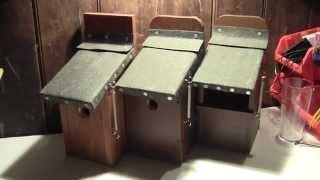 Building A RSPB Birdhouse / Nesting Box