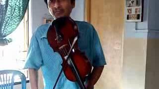 Aha Ki anada - Violin