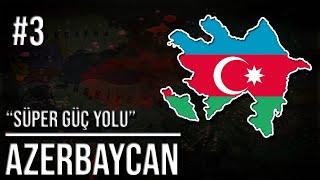 ''büyük Azer-i Devleti'' // AZERBAYCAN   Age Of History 2    Bölüm 3