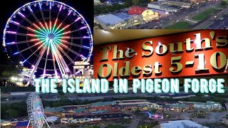 The Island Fun In Pigeon Forge Tennessee