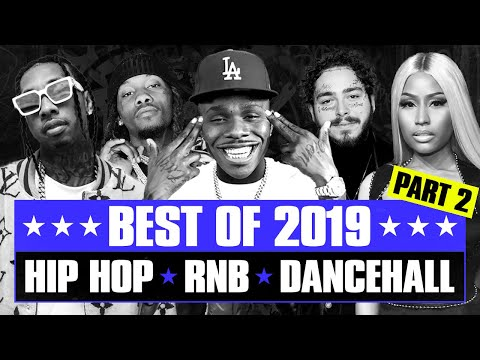 🔥 Hot Right Now - Best of 2019 Part 2  R&B Hip Hop Rap Dancehall Songs New Year 2020 Mix