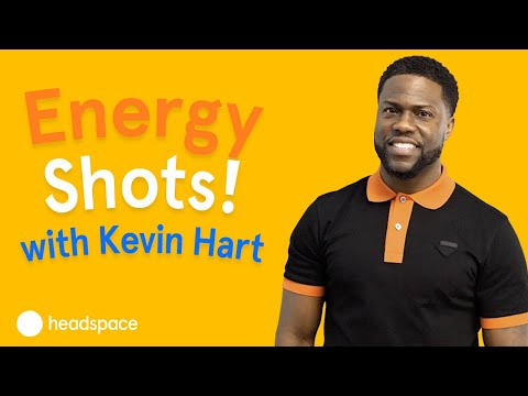 Headspace and Kevin Hart's Laugh Out Loud Partner on a Groundbreaking Content Collaboration
