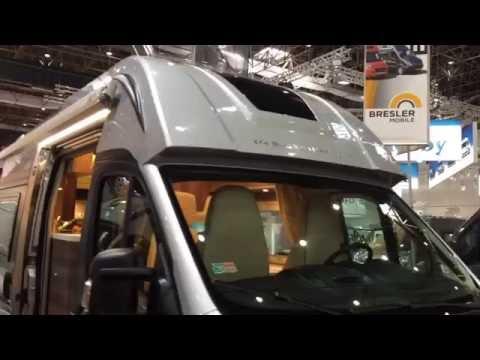 Globe-Traveller Voyager X - Caravan Salon 2016