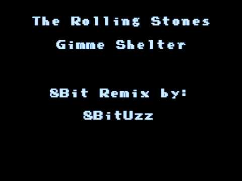 Gimme Shelter   The Rolling Stones  8Bit
