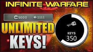 This video we look at a new UNLIMITED KEYS & SALVAGE GLITCH IN INFI...