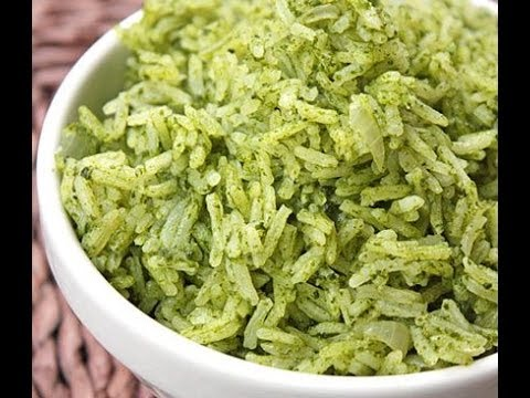 Cocinar arroz verde facil y rapido youtube for Como se prepara el arroz