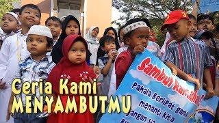 Pawai Sambut Ramadhan - Anak-anak Warga RW 05 Bella Casa Residence Depok