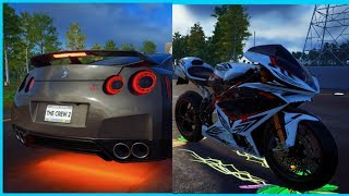 """The Crew 2 Best Street Cars & Bikes For PVP """"Acceleration and Top Speeds"""""""