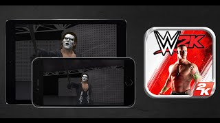 WWE 2K Mobile Sim Trailer