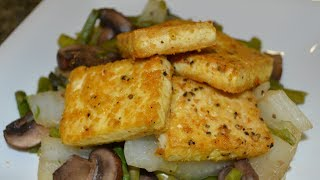 Delicious & Easy Tofu Stir Fry!
