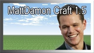 Repeat youtube video Matt Damon Craft Updated