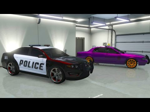 GTA 5 - STORE ANY VEHICLE IN YOUR GARAGE! (GTA 5 ONLINE)
